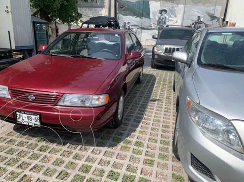 Nissan Sentra GST Tipico usado (1997) color Vino Tinto precio $65,000