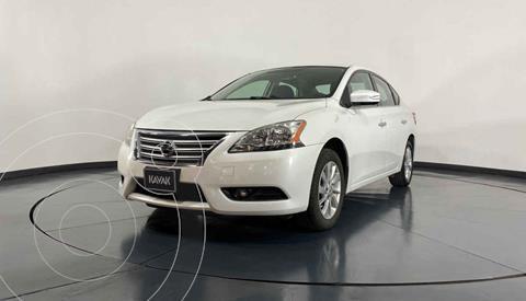 foto Nissan Sentra Advance Aut usado (2015) color Blanco precio $167,999