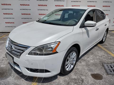 Nissan Sentra Advance usado (2013) color Blanco precio $147,000