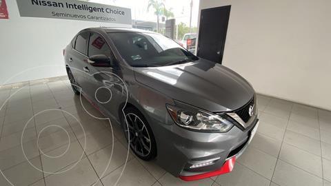 Nissan Sentra Nismo usado (2019) color Gris precio $398,000