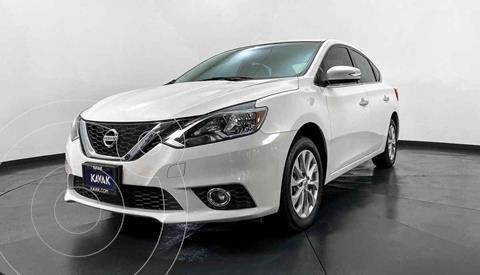 Nissan Sentra Advance Aut usado (2018) color Blanco precio $189,999