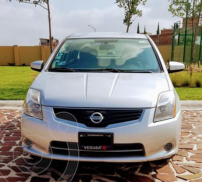 Nissan Sentra Custom usado (2012) color Plata precio $126,000