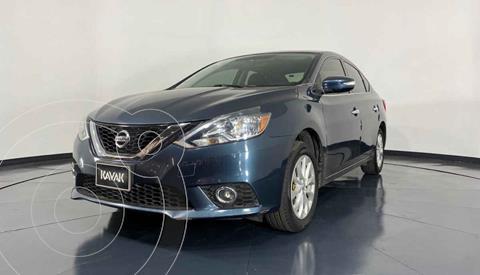 Nissan Sentra Advance Aut usado (2018) color Azul precio $199,999