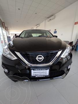 Nissan Sentra Advance usado (2019) color Negro precio $275,000