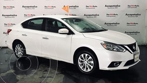 Nissan Sentra Advance Aut usado (2019) color Blanco precio $279,990