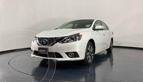 Nissan Sentra Exclusive Aut NAVI usado (2018) color Blanco precio $277,999
