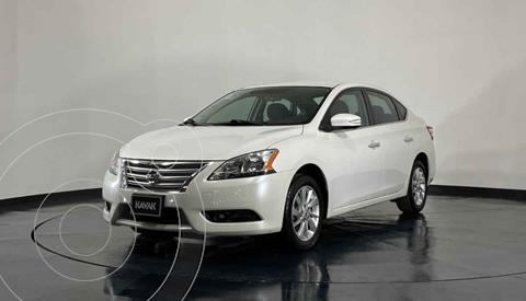 Nissan Sentra Advance Aut usado (2013) color Blanco precio $144,999