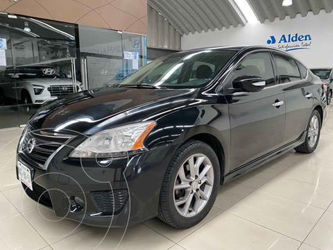 Nissan Sentra SR Aut NAVI usado (2015) color Negro precio $169,000