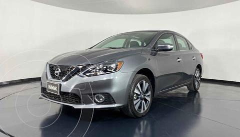 Nissan Sentra Exclusive Aut NAVI usado (2018) color Gris precio $287,999