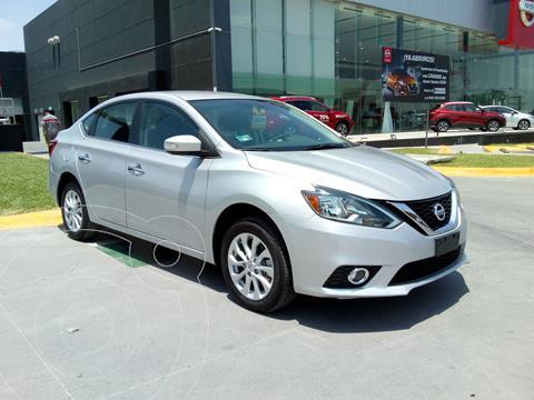 Nissan Sentra Advance usado (2019) color Plata Dorado precio $283,850