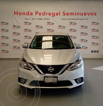 Nissan Sentra Advance usado (2019) color Plata Dorado precio $243,000