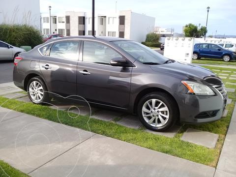 Nissan Sentra Advance usado (2014) color Hierro Encendido precio $156,500