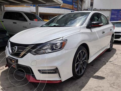 Nissan Sentra Nismo usado (2018) color Blanco precio $309,000