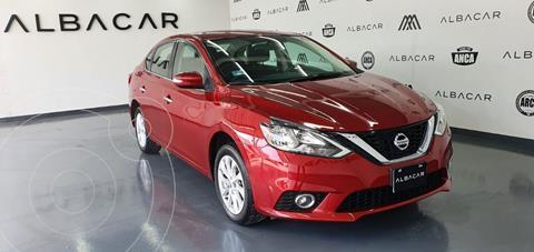 Nissan Sentra Advance usado (2018) color Rojo precio $219,900