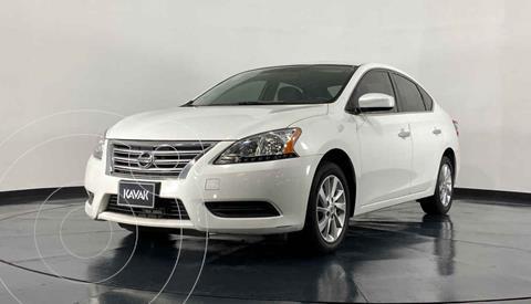 Nissan Sentra Custom usado (2012) color Blanco precio $137,999