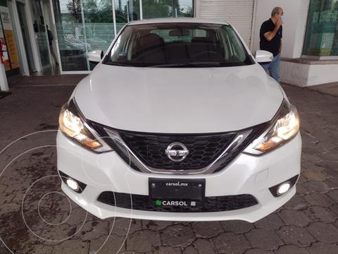 Nissan Sentra Advance usado (2019) color Blanco precio $259,900