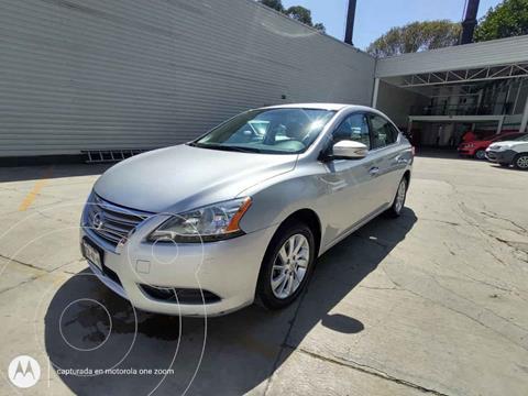 Nissan Sentra Advance Aut usado (2016) color Plata precio $179,000