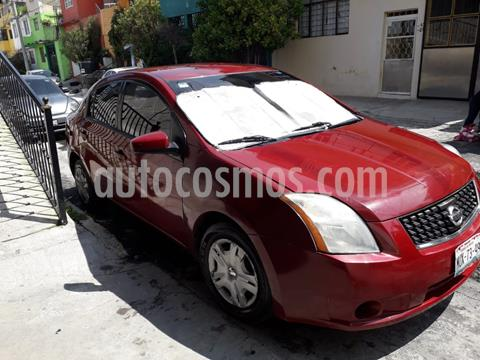 Nissan Sentra Advance usado (2009) color Rojo precio $75,000