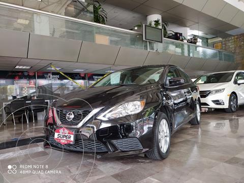 Nissan Sentra Sense usado (2019) color Negro precio $269,000