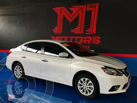 Nissan Sentra Advance Aut usado (2019) color Blanco precio $279,000
