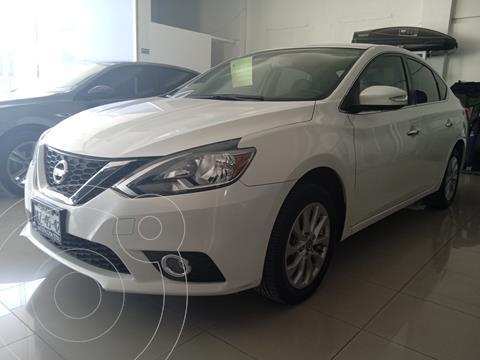 Nissan Sentra Advance usado (2017) color Blanco precio $199,900