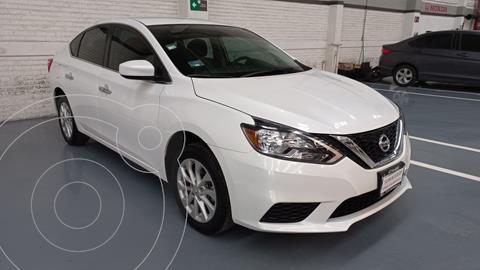 Nissan Sentra Sense usado (2019) color Blanco precio $284,000