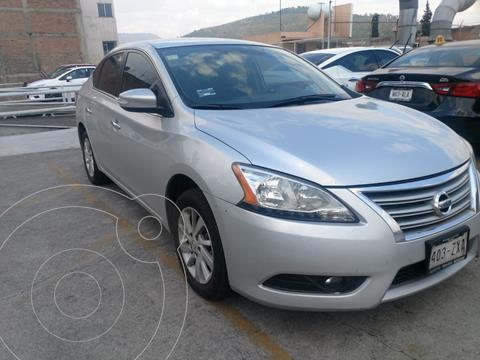 Nissan Sentra Advance usado (2015) color Plata precio $167,000