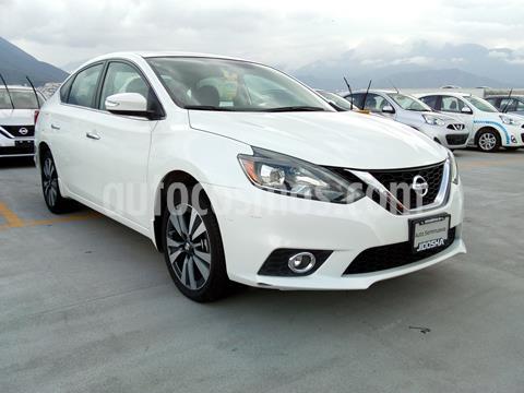 Nissan Sentra Exclusive Aut usado (2019) color Blanco precio $337,934