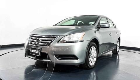 Nissan Sentra Custom usado (2012) color Plata precio $134,999