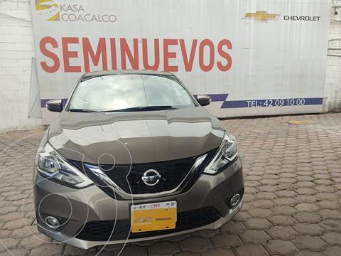 Nissan Sentra Advance usado (2017) color Gris precio $240,000