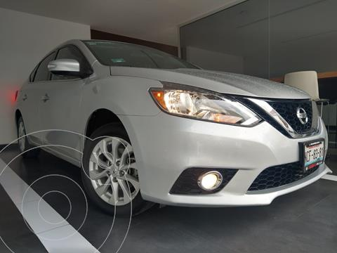 Nissan Sentra Advance usado (2018) color Plata precio $239,800