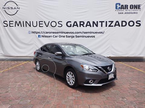 Nissan Sentra Advance usado (2019) color Gris Oxford precio $284,900