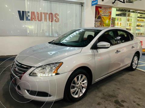 foto Nissan Sentra Advance Aut usado (2015) color Plata precio $169,000