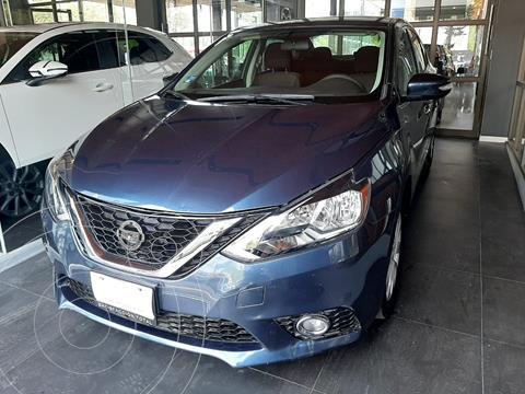 Nissan Sentra Advance usado (2019) color Azul precio $213,000