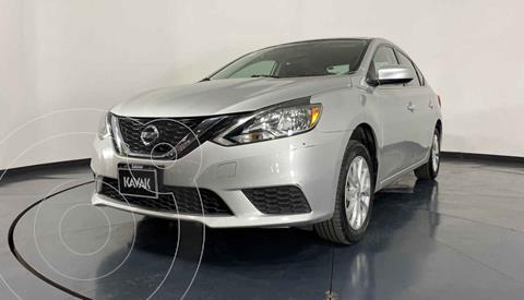 Nissan Sentra Advance Aut usado (2018) color Plata precio $197,999