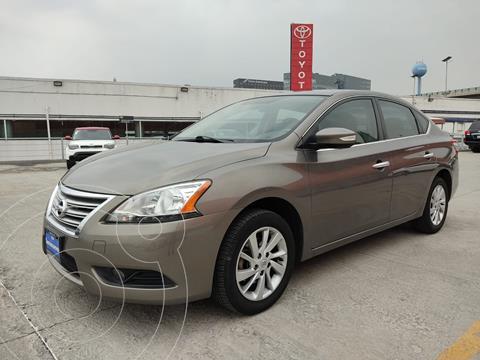 Nissan Sentra Advance Aut usado (2015) color Bronce precio $179,000