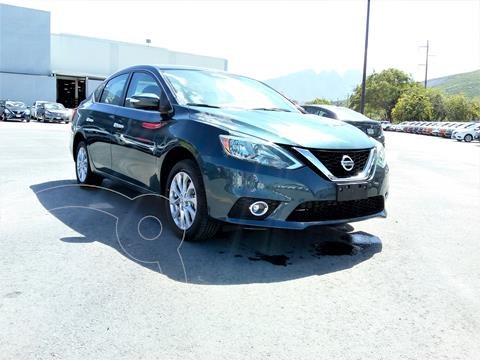 Nissan Sentra Advance usado (2019) color Azul precio $283,850