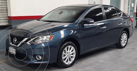 Nissan Sentra Advance usado (2019) color Azul precio $263,000