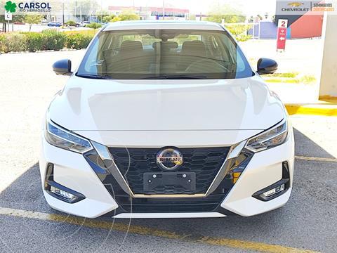Nissan Sentra SR Aut usado (2020) color Blanco precio $399,000