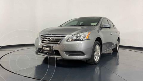 Nissan Sentra Sense usado (2015) color Plata precio $162,999