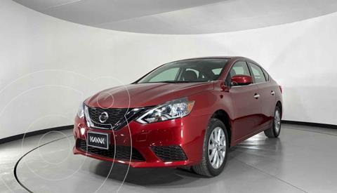 Nissan Sentra Advance Aut usado (2018) color Rojo precio $192,999