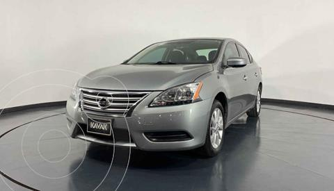 Nissan Sentra Sense Aut usado (2015) color Plata precio $167,999