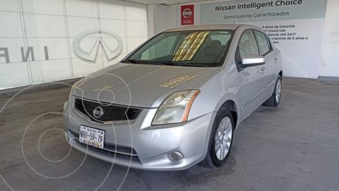 Nissan Sentra Custom usado (2012) color Plata Dorado precio $135,000