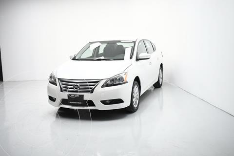 Nissan Sentra Advance usado (2016) color Blanco precio $168,000