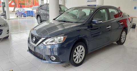 Nissan Sentra Advance usado (2019) color Azul precio $209,900