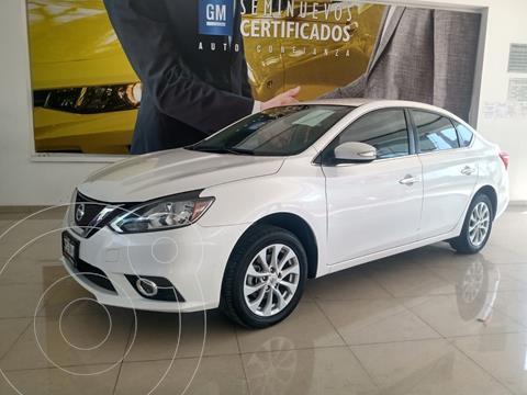 Nissan Sentra Advance usado (2017) color Blanco precio $199,500