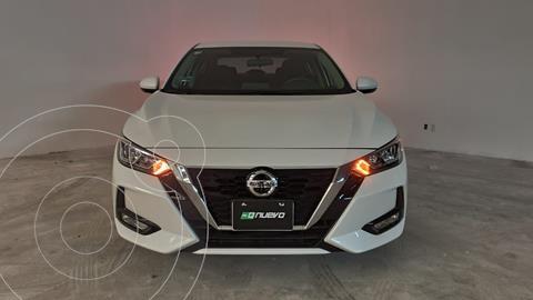 Nissan Sentra Advance usado (2020) color Blanco precio $325,000