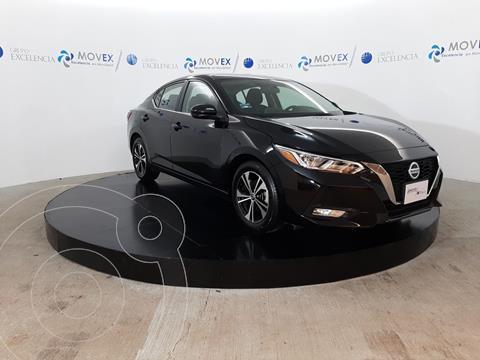 Nissan Sentra Advance usado (2020) color Negro precio $339,000