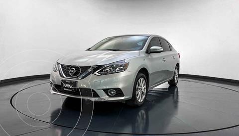 Nissan Sentra Advance usado (2018) color Plata precio $227,999