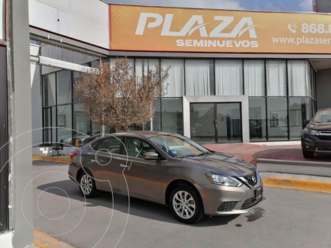 Nissan Sentra Sense usado (2019) color Gris precio $239,000